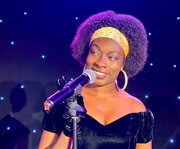 Singer at Divas of Soul - Tribute Show featuring 'Kay Love'