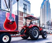 The Nashville Party Tractor