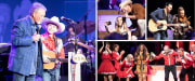 Incredible Performances at the Grand Ole Opry Country Music Show