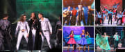 Performance Collage of Country Tonite