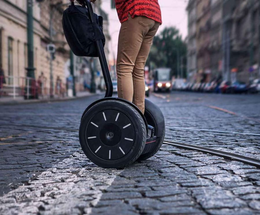 Experience on the Chattanooga North Shore & Coolidge Park 90 Min Segway Tour