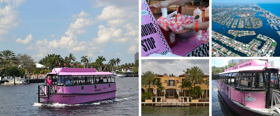 Venice of America Sightseeing Tour Collage