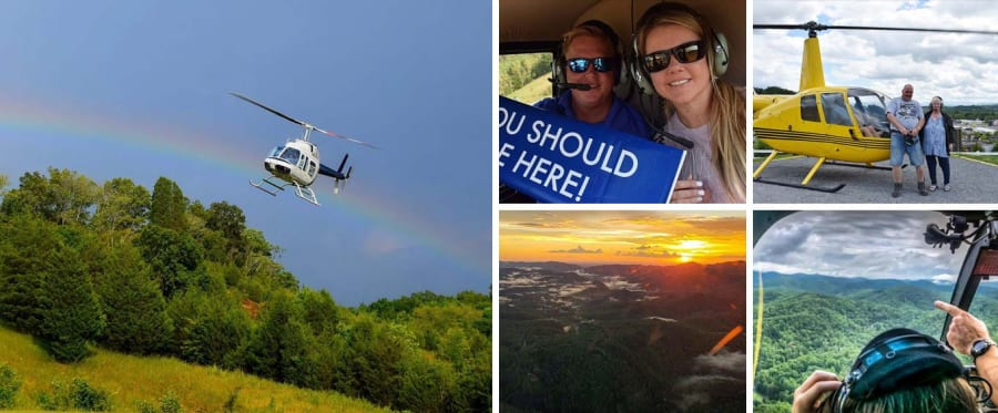 Incredible Fun with Fly the Scenic Skies with Scenic Helicoper Tours