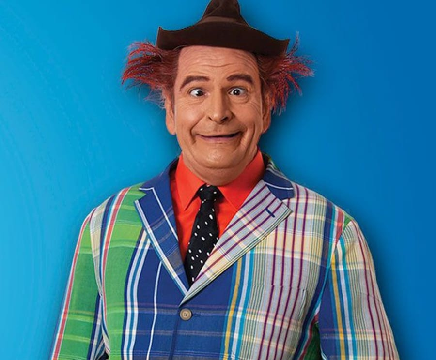 Enjoy Brian Hoffman's Remembering Red - A Tribute to Red Skelton