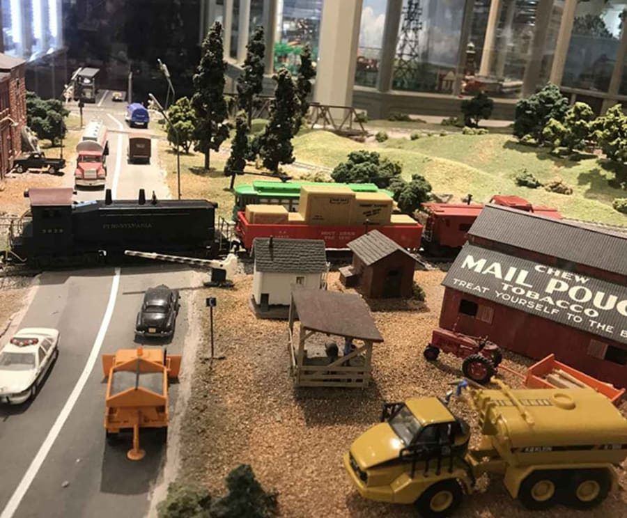 Amazing Models at the National Toy Train Museum