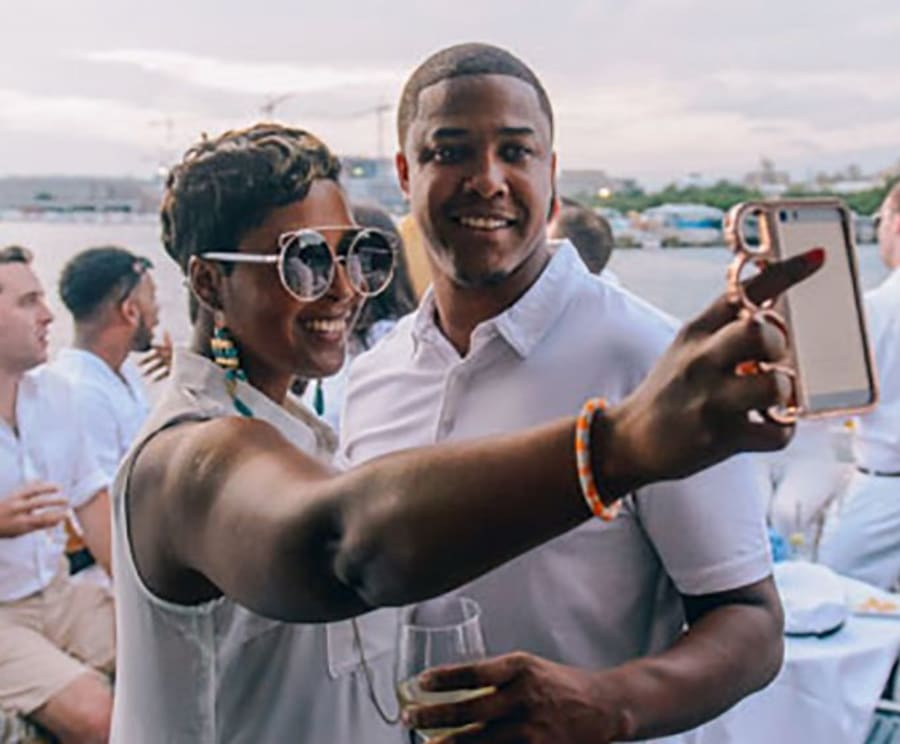 Selfie with DC Odyssey Lunch & Dinner Cruises
