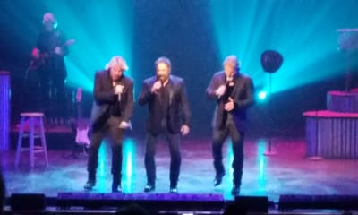 Singing at the Texas Tenors