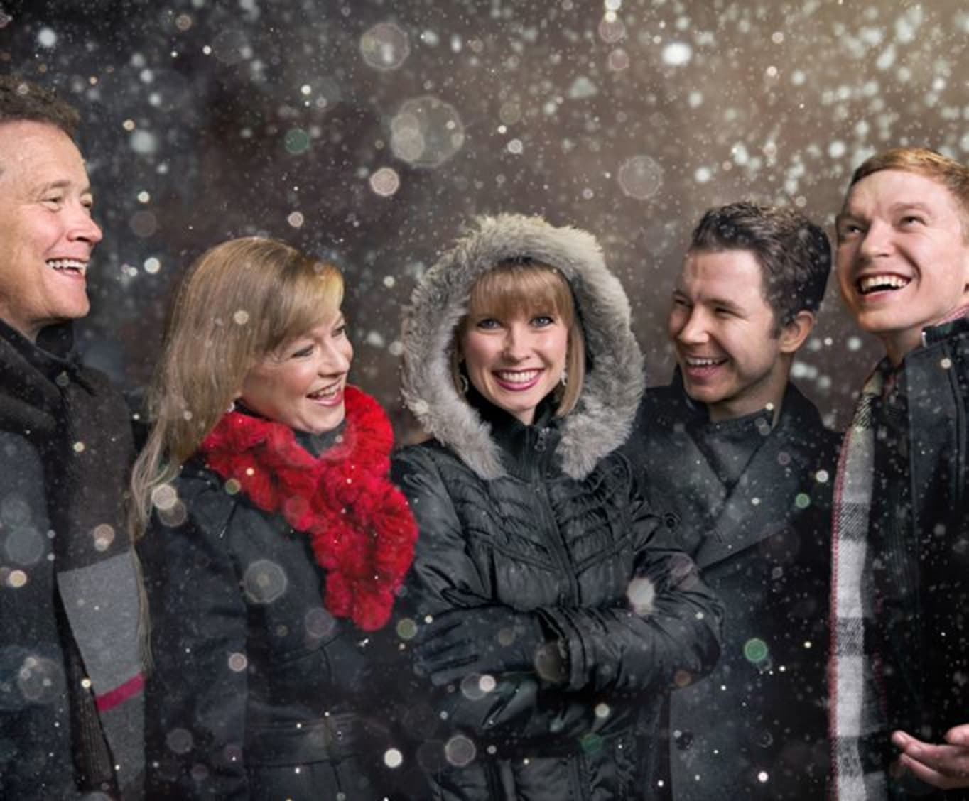 Family Winter Togetherness