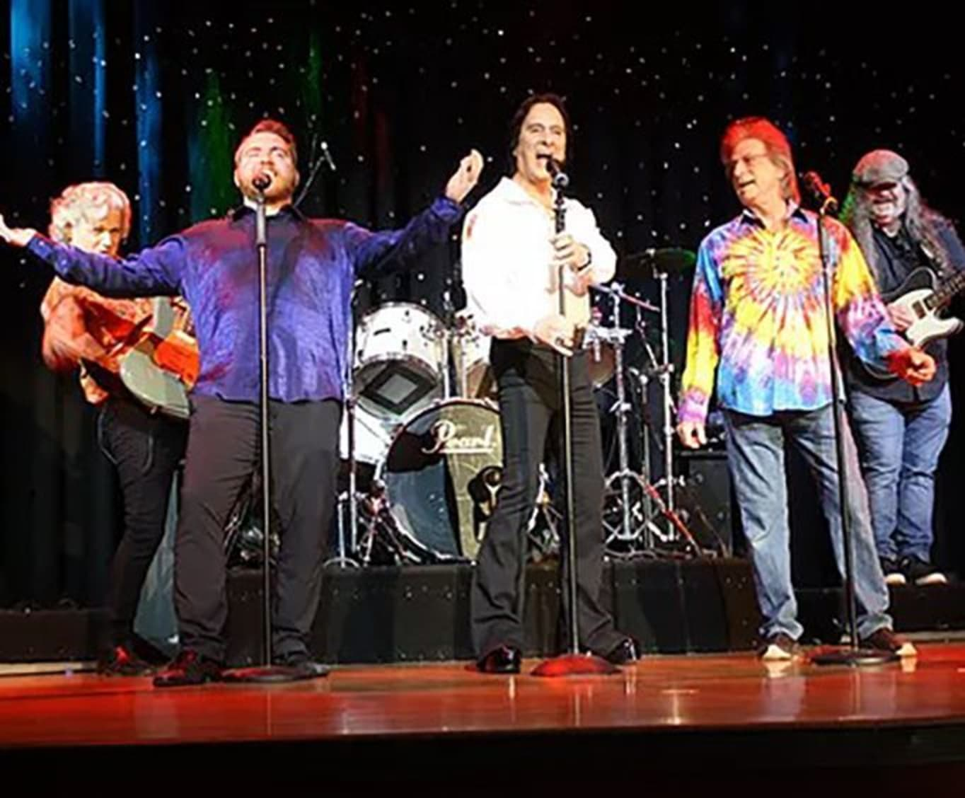 God  Country Theater Tribute Shows