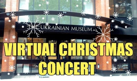 Koliada – Virtual Christmas Concert