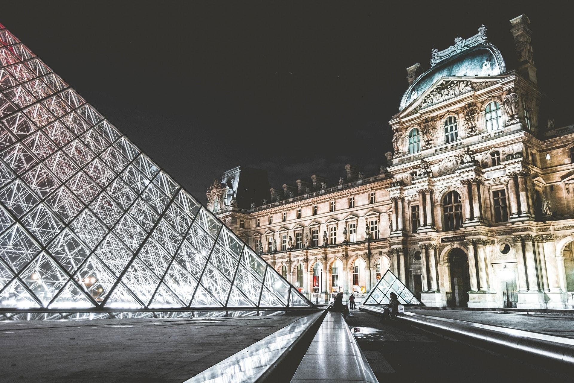 The Musée du Louvre's Collections