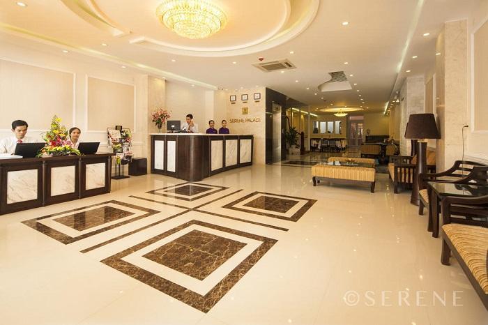 Serene Palace Huế Hotel