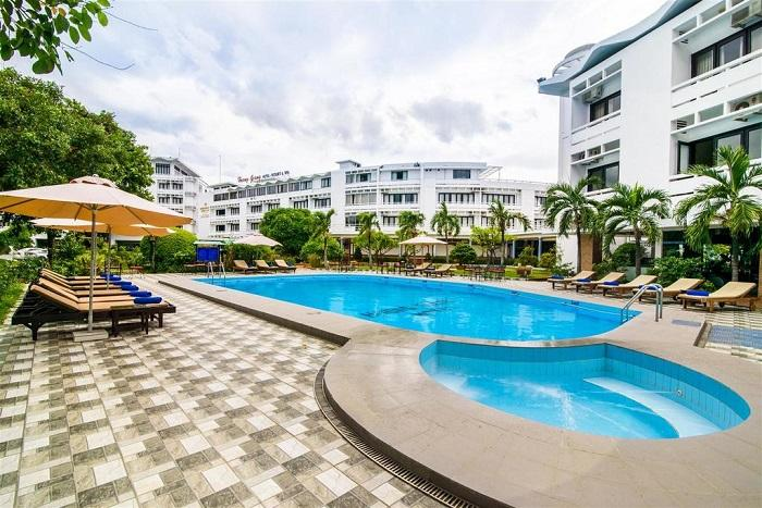 Hương Giang Resort And Spa