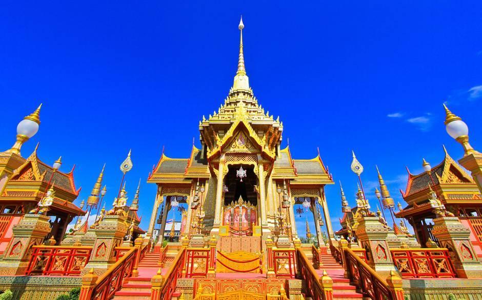 Xứ Sở Chùa Vàng Thái Lan_BangKok_Pattaya