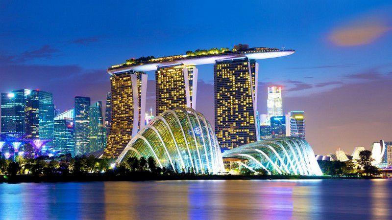 Chương trình liên tuyến 3 quốc gia: Singapore-Indonesia-Malaysia
