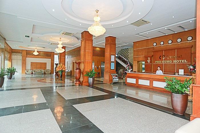 Central Phú Hưng Hotel