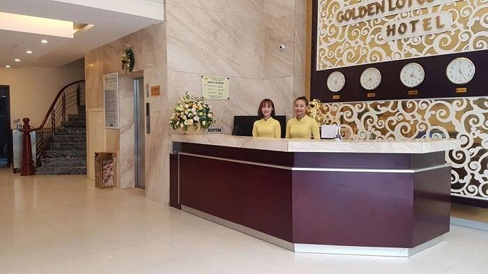 Golden Lotus (Sen Vàng) Hạ Long Hotel