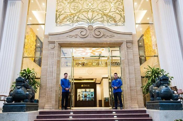 Song Lộc Luxury Hotel