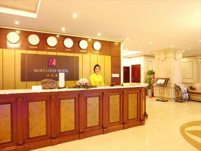 Romeliess Vũng Tàu Hotel