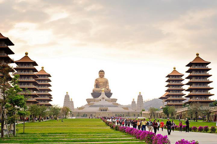 Tour khám phá Đài Loan 5 Ngày 4 Đêm