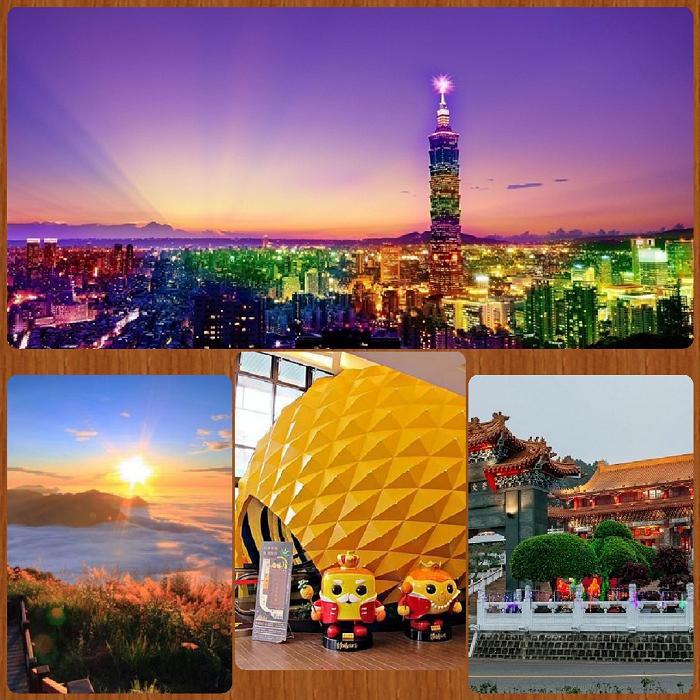 TAIWAN ĐÀI BẮC - ĐÀI TRUNG - CAO HÙNG 4N4Đ MÙNG 1 TẾT 2020