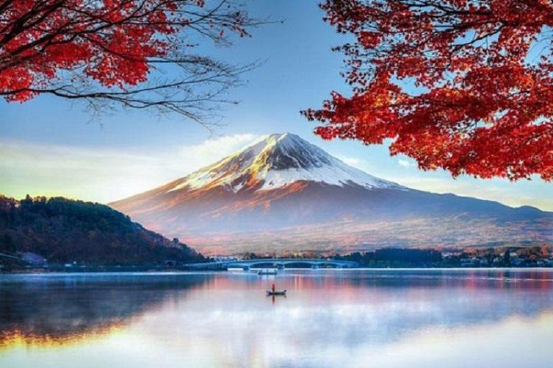 TOKYO - NÚI PHÚ SỸ - KHU DU LỊCH HAKONE - ĐẢO ODAIBA - LÀNG VĂN HÓA OSHINO HAKKAI 4N3Đ