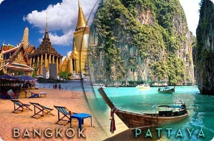 BANGKOK - PATAYA 5N4Đ