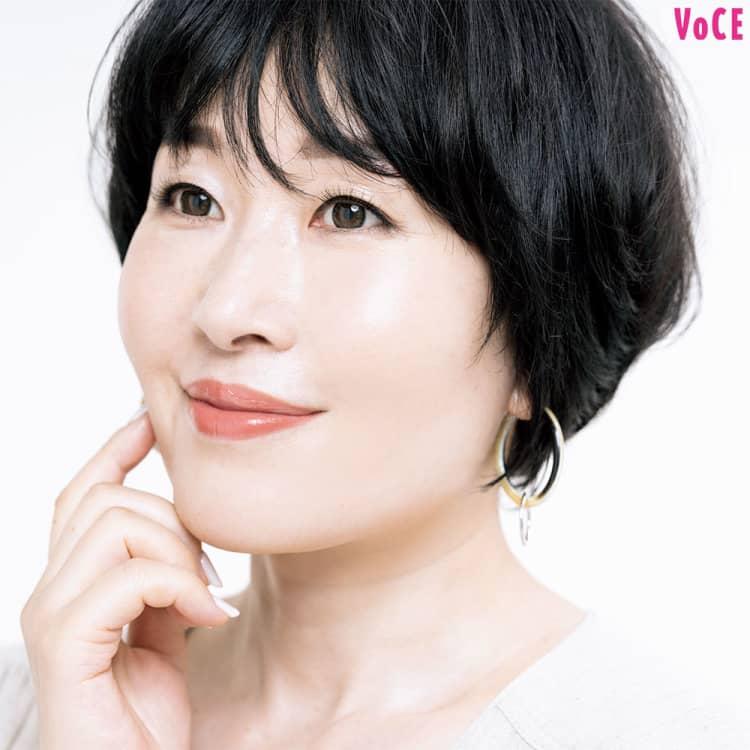 VOCE2020年11月号 小林ひろ美
