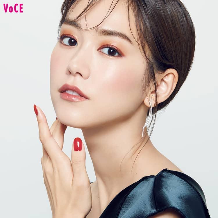 VOCE2021年2月号 桐谷美玲