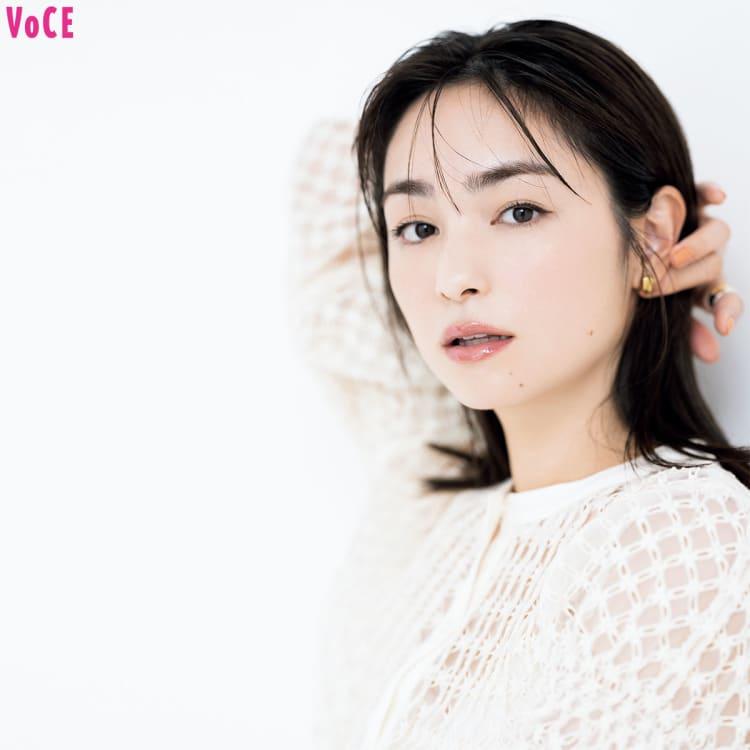VOCE2021年1月号 松原菜摘