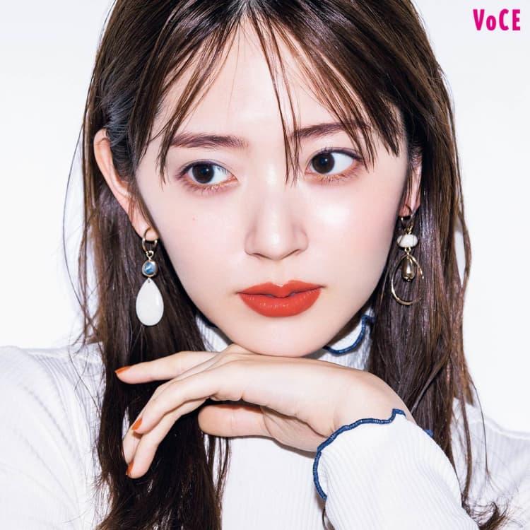 VOCE2021年3月号 鈴木愛理