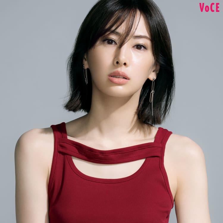 VOCE2021年3月号_北川景子