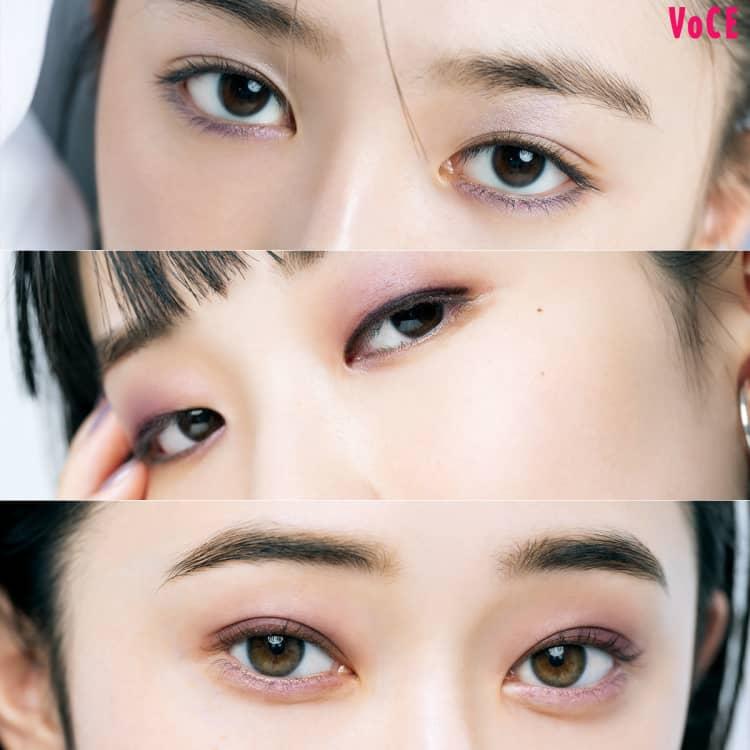 VOCE2021年3月号_月山京香,上西星来,椎名美月