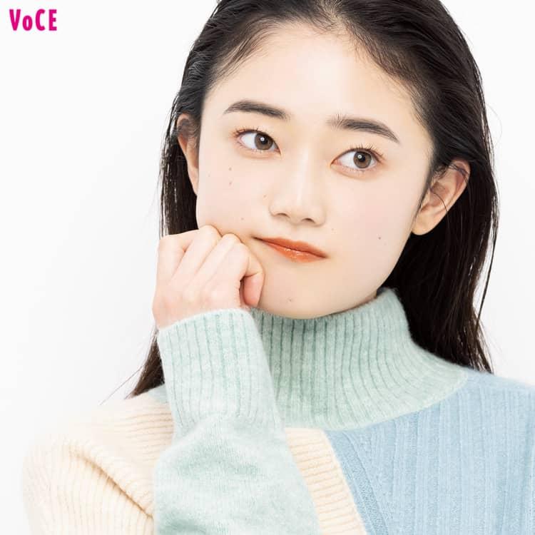 VOCE2021年3月号 椎名美月