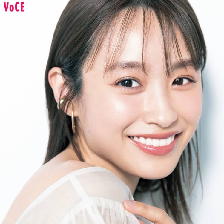 VOCE2021年5月号_高橋愛