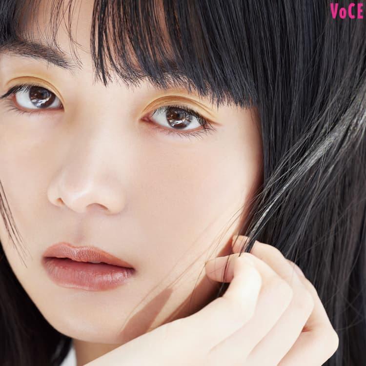 VOCE2021年6月号 池田エライザ