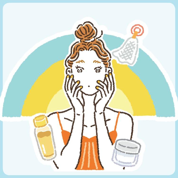 【テカリ、ベタつき、メイク崩れ】問題を解決。美容のプロが教える【朝ケア】の新正解!