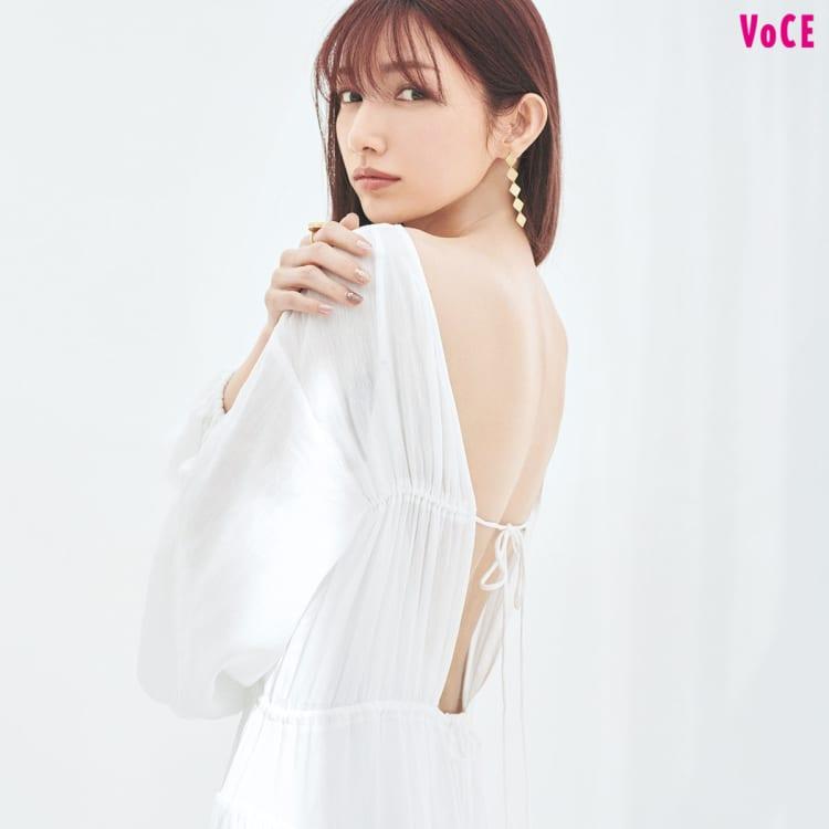 VOCE2021年7月号 後藤真希