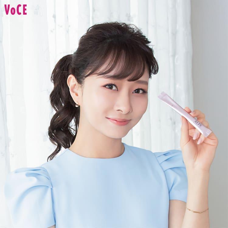 石井美保さん・アルフェ (ALFE)/大正製薬