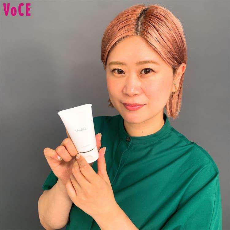 【透明美肌に!】「スナイデル ビューティの毎日使えるクレイ洗顔」インスタライブレポ