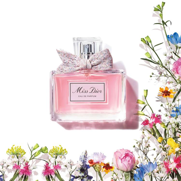 【その香りは愛のため……】ミス ディオールとともに美しさに目覚める新しい日々