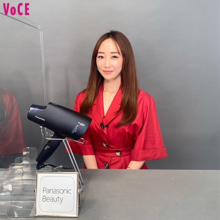 憧れのさらツヤ髪に!「美容家・神崎恵さんの美髪を育てるレッスン」インスタライブレポ