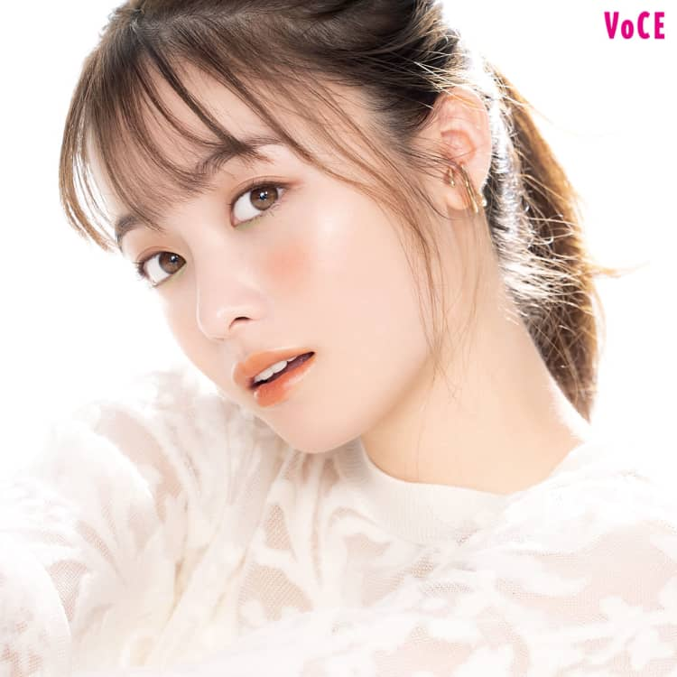 VOCE2021年11月号 橋本環奈