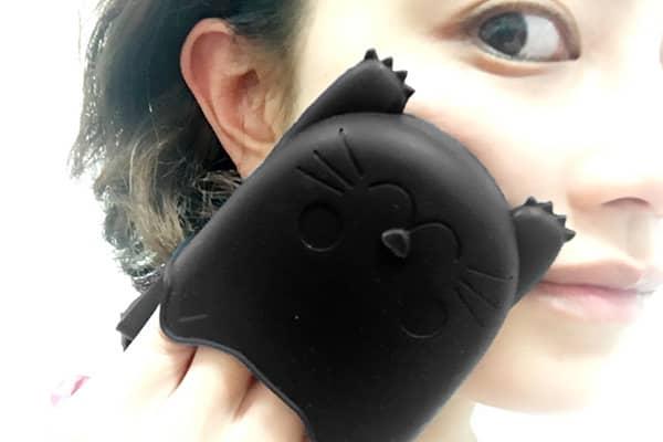 黒猫グローブ