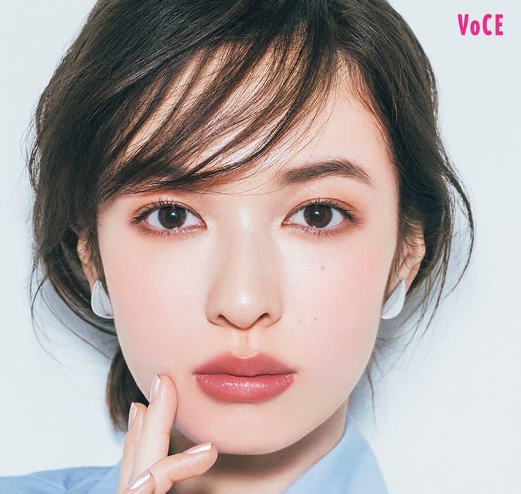 2019年VOCE5月号 森絵梨佳