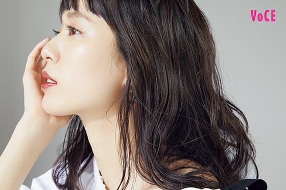 VOCE2019年10月号 戸田恵梨香