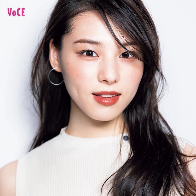 VOCE2018年9月号 相楽伊織