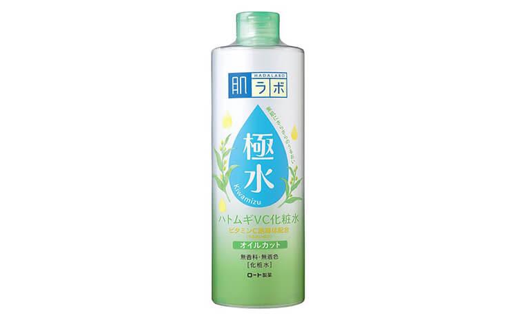 肌ラボ 極水(キワミズ)ハトムギVC化粧水