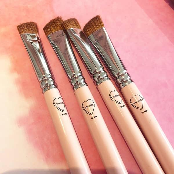 WHOMEE,フーミー,アイブロウブラシ熊野筆