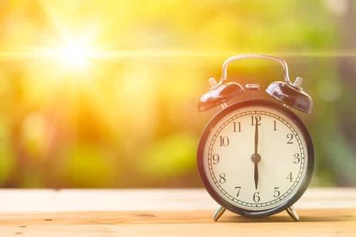 美肌リペア睡眠のコツ③:1日に6時間は寝る